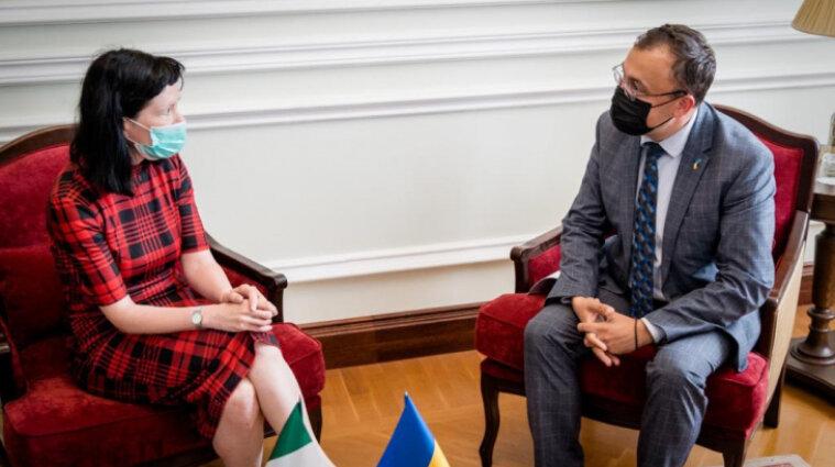Посольство Ірландії відкрилося в Україні