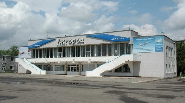 """Международный аэропорт """"Ужгород"""" полноценно заработает до конца 2021 года"""