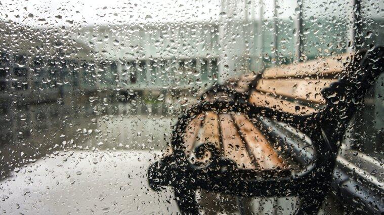 Циклон вернет дожди и грозы в Украину