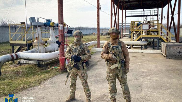 СБУ арештувала частину нафтопродуктопроводу Медведчука