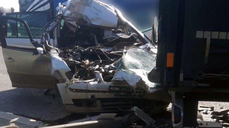 Вагітна жінка загинула у ДТП в Чернівецькій області