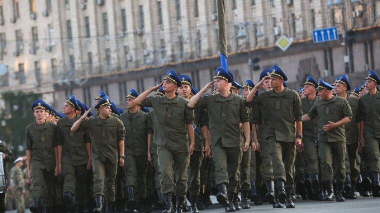 В Киеве на время репетиций парада три дня будут перекрывать улицы: как проехать по городу