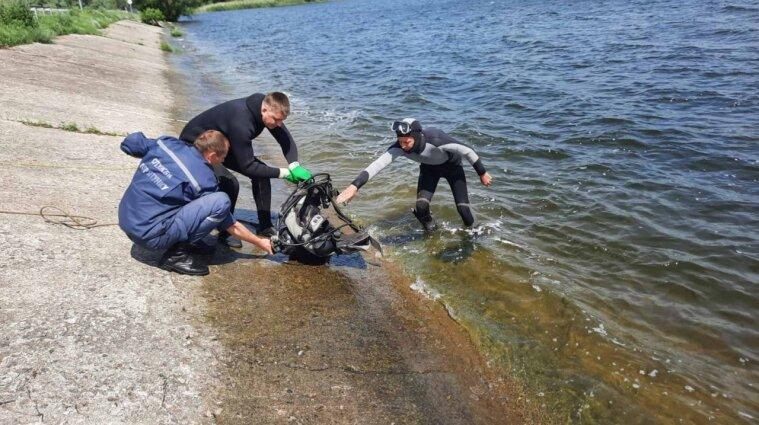 В Харківській області в річці втопилися двоє підлітків та літній чоловік