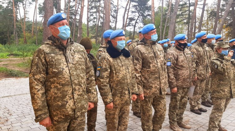 В Конго умер уже второй украинский военный за две недели