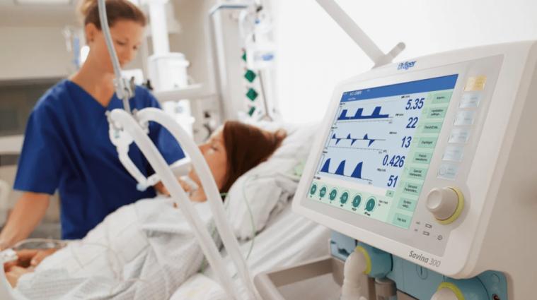 В Украине значительно возросло количество новых больных COVID-19