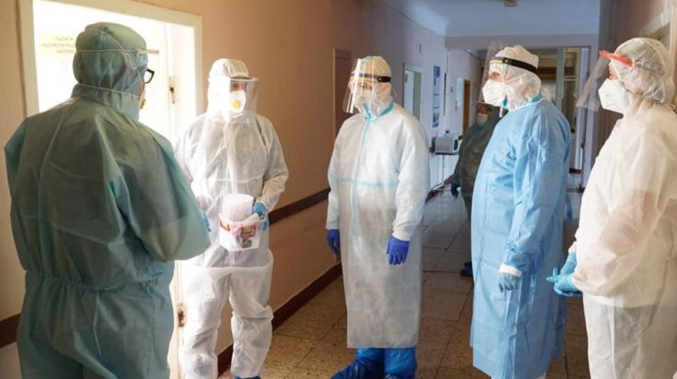 Уже более 25 тысяч украинцев умерли от коронавируса - Минздрав