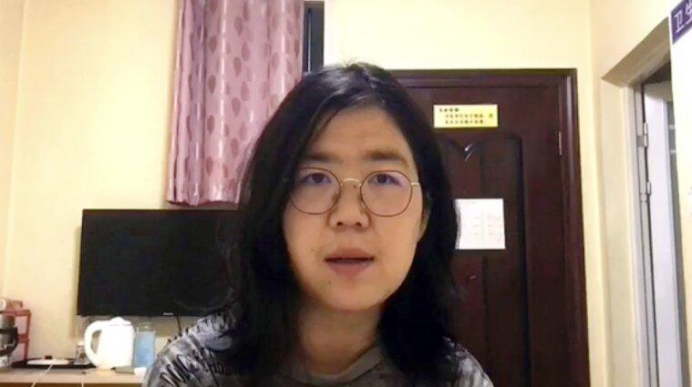 В Китае лишили свободы журналистку за распространение информации о COVID-19