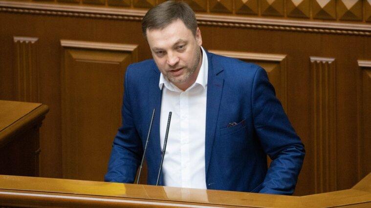 Шмигаль вніс кандидатуру Монастирського на посаду глави МВС України