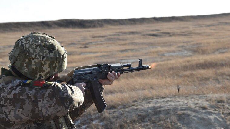 Український захисник отримав поранення в зоні ООС