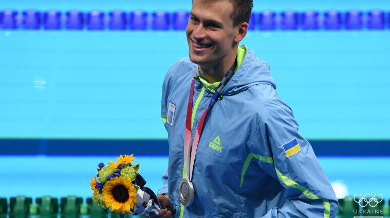 Украина получила первую серебряную медаль на Олимпиаде