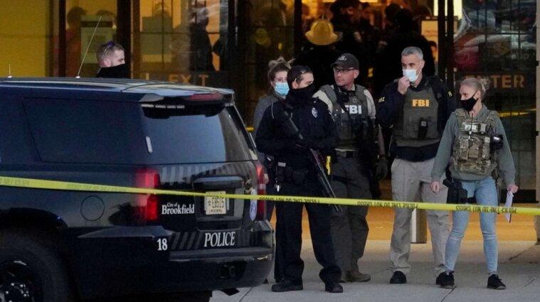 У США сталася стрілянина в торговельному центрі - восьмеро поранених