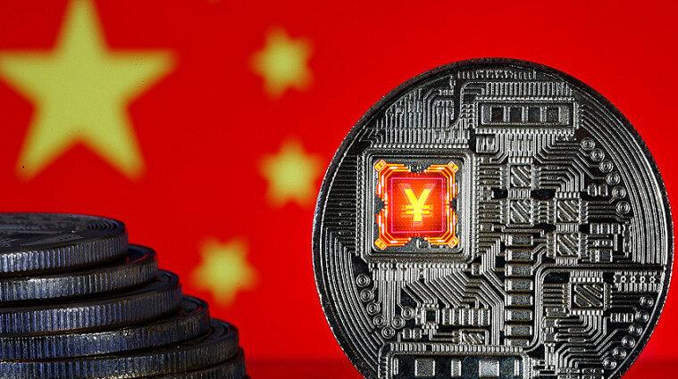 Китай роздав своїм громадянам цифрові юані на майже 40 мільйонів доларів
