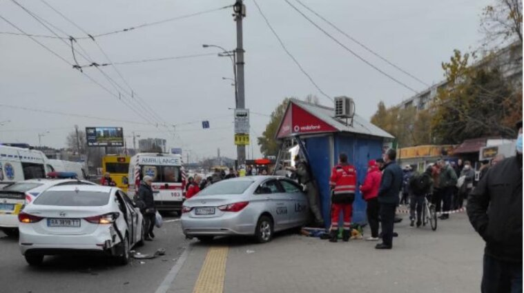 Смертельное ДТП на Окружной: водителя Uber арестовали на два месяца