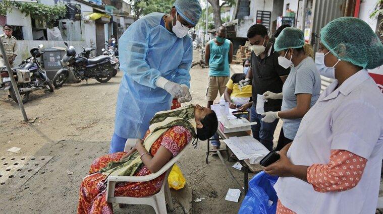 Коронавірус в Індії: за добу виявили антирекорд - 380 тисяч випадків