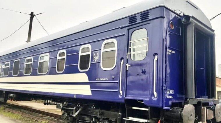 На западе Украины поезда следуют с опозданием