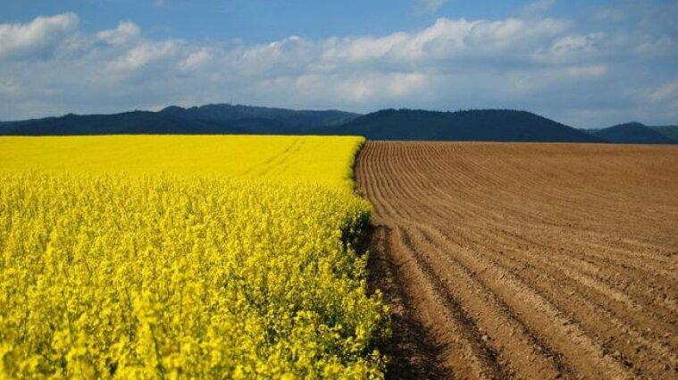 Зеленський: за роки мораторію в Україні вкрали землі, площею як два Криму