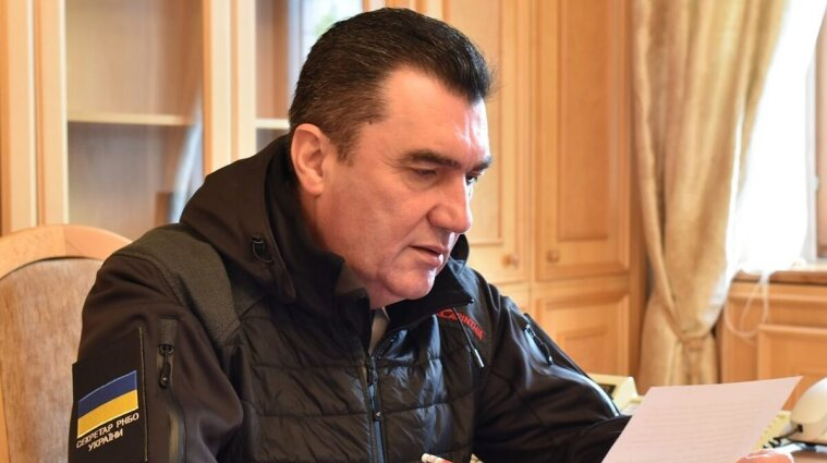 Секретар РНБО Данілов назвав антидержавними рішення окремих органів влади