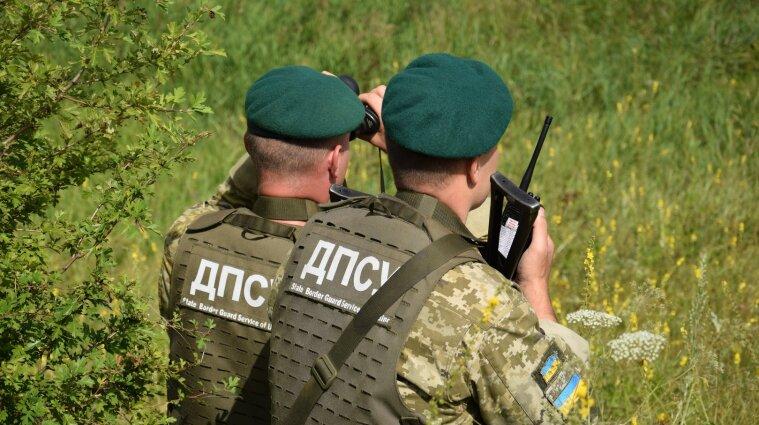 На кордоні з Росією напали на українських прикордонників та викрали зброю
