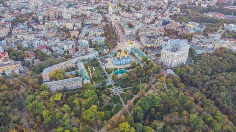Кілька вулиць, площ та сквер перейменували у Києві: нові назви