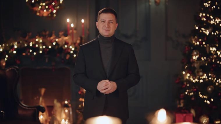 Зеленський привітав християнам східного обряду з Різдвом
