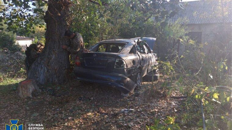 На Луганщине боевики обстреляли оперативников СБУ (фото)