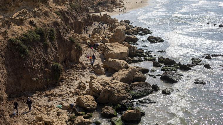 В Ізраїлі екологічне лихо: розлилась нафта у морі