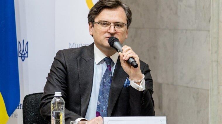 Кулеба: Україна не дасть Росії порізати себе як салямі