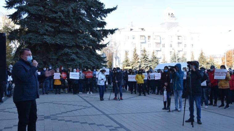 Тернополь и Краматорск отказались от карантина выходного дня