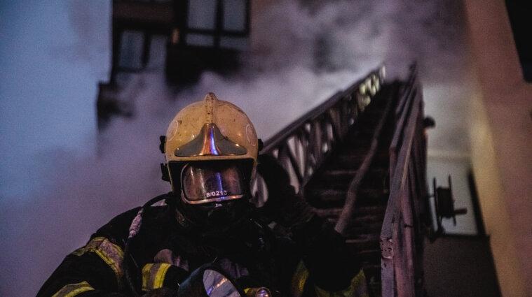 У Харківській області під час пожежі загинув маленький хлопчик