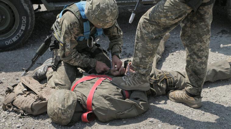 Ескалація на Донбасі: окупанти поранили п'ятьох українських захисників