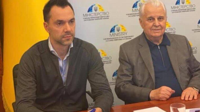 """""""Помилка"""" Арестовича: нас намагаються призвичаїти до постійних ляпів"""