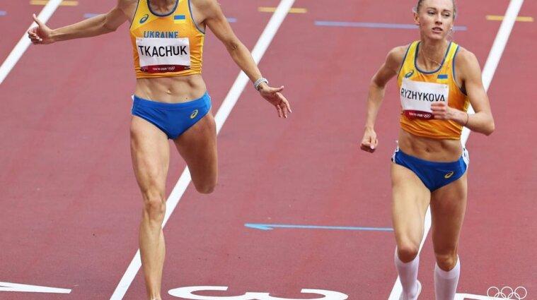 Українки здобули три медалі на турнірі Світової легкої атлетики