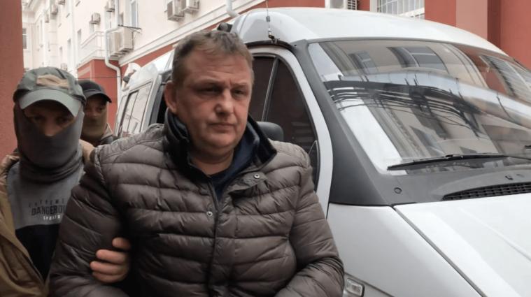Затриманого українця Єсипенка у Криму два тижні катували струмом