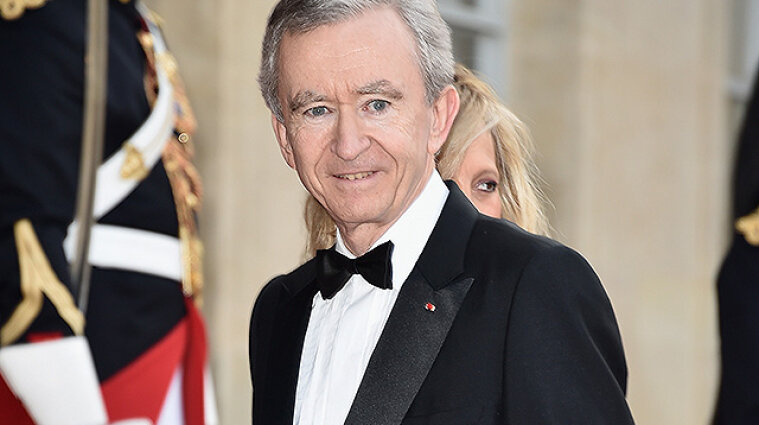 Найбагатшою людиною у світі став французький магнат моди