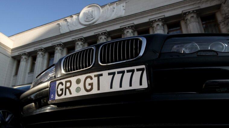 Растаможка евроблях: как оформить и сколько будет стоить легализация авто