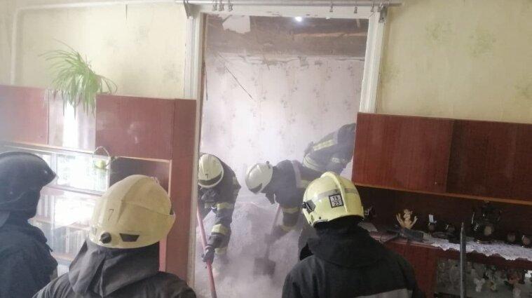В Одессе за день обвалился уже второй дом, погибла женщина