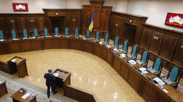 Ініціатива Зеленського відповідає Конституції - представник президента у КСУ
