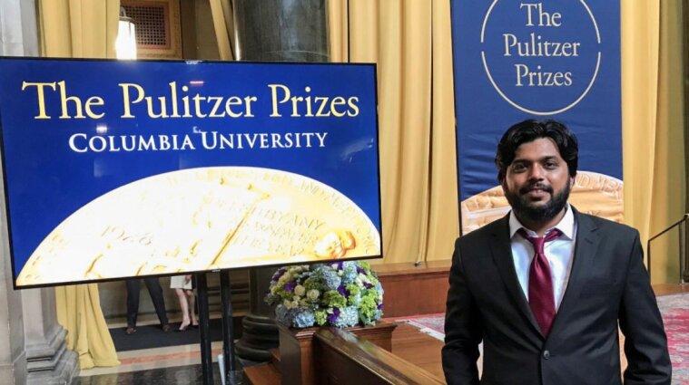Во время боя между афганскими силами и талибами погиб лауреат Пулитцеровской премии