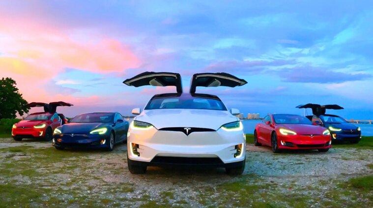 Індія дозволила електрокари Tesla Ілона Маска