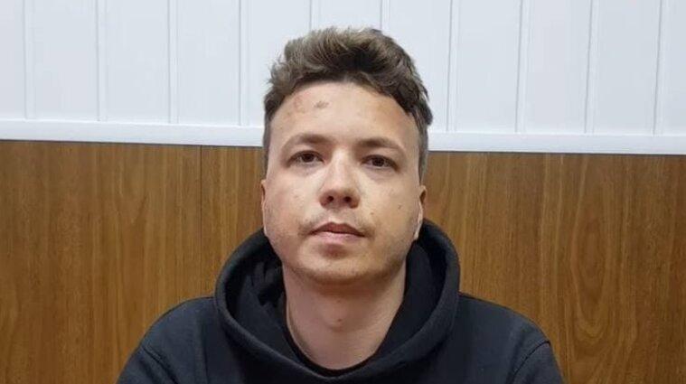 Викраденого Протасевича показало КДБ Білорусі - відео