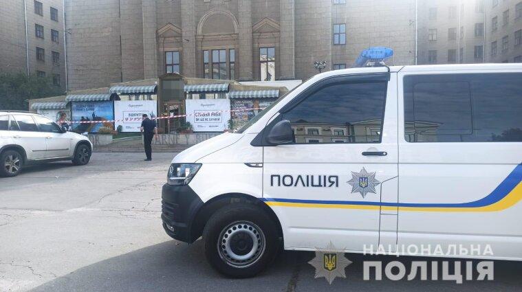 Предприниматель застрелился в кафе в центре Харькова - фото