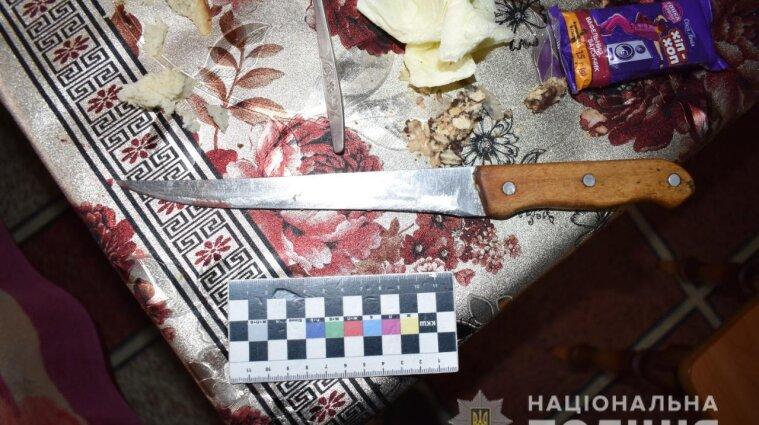 В Винницкой области мать зарезала сына на поминках у соседей (фото)