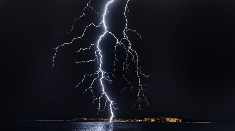 Перший рівень погодної небезпечності оголошено в Україні на 2 липня