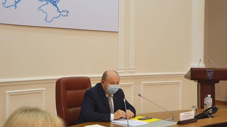 """В Украине останутся """"красные"""" зоны карантина - Немчинов"""
