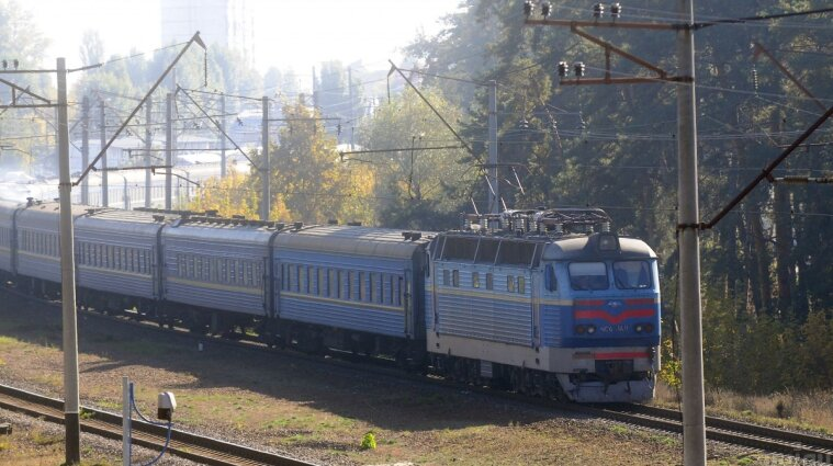 На Чернігівщині самогубець кинувся під потяг