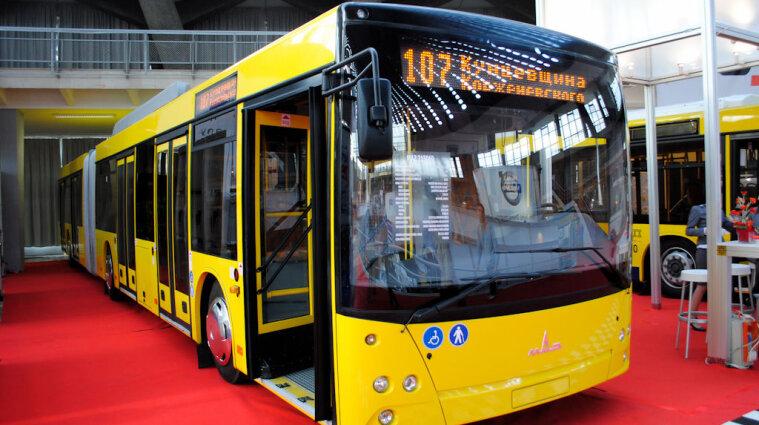 Львів відмовився купувати білоруські автобуси, щоби не фінансувати режим Лукашенка