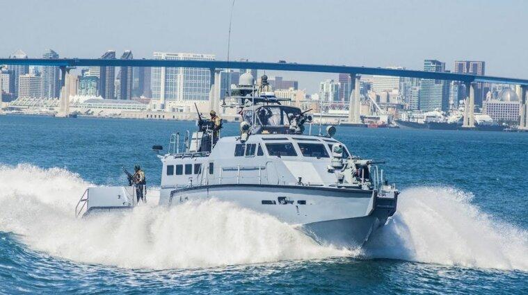 США передадут Украине боевые катера Mark VI в 2022 году