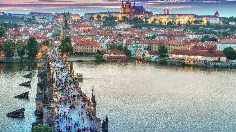 Чехія відкриває кордони для туристів ЄС від 21 червня