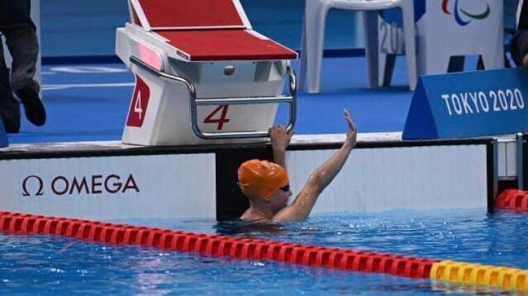Украинская пловчиха Мерешко получила еще одну медаль на Паралимпиаде