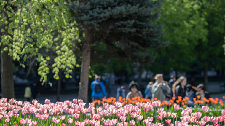 Обновленные парки Киева: где можно отдохнуть с семьей в столице